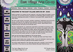East Village Arts Co-op