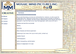 Mosaic Mind Pictures